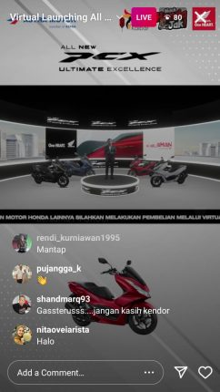 ADA YANG BARU! All New Honda PCX160 Resmi Launching di Kalimantan Barat