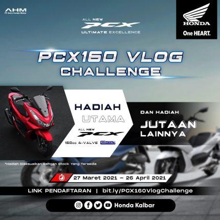"Astra Motor Kalbar Gelar ""PCX160 Vlog Challenge"""