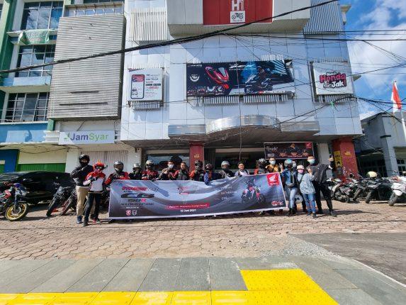 Touring Laki Bersama HSFCI Kalbar